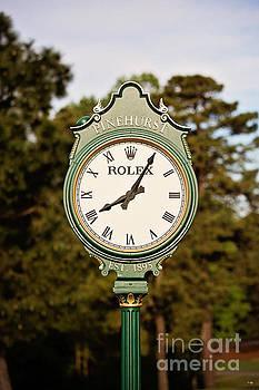 Scott Pellegrin - Pinehurst Clock