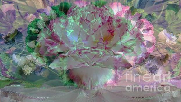 Pink Carnation by Geraldine DeBoer