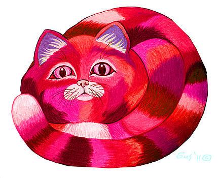 Nick Gustafson - Pink Cat 2