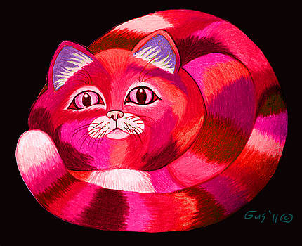 Nick Gustafson - Pink Cat