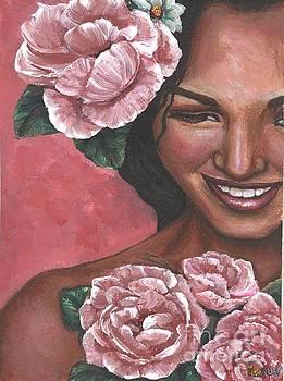 Pink Passion by Alga Washington