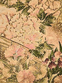 Susan Maxwell Schmidt - Pink Peonies - Kimono Series