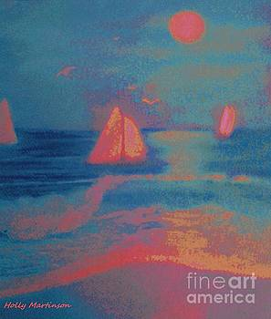 Pink Sails by Holly Martinson