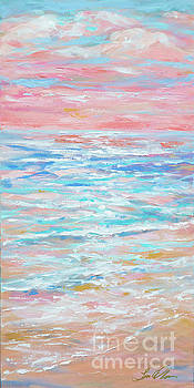 Pink Sky Morning by Linda Olsen
