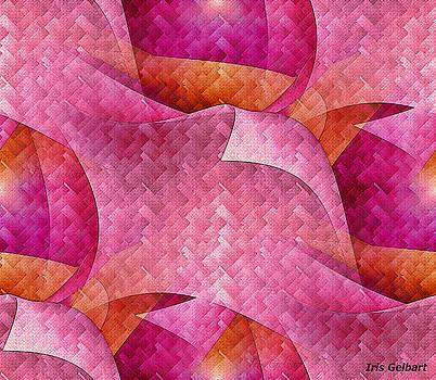 Pink Waves by Iris Gelbart