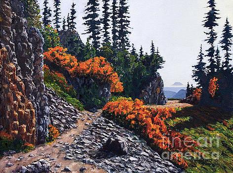 Pinnacle Gap by Jim Krug