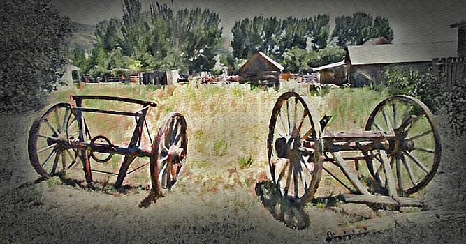Steve Ohlsen - Pioneer Remnants - Pioneer Village