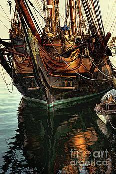 Pirate Ship by Linda Olsen