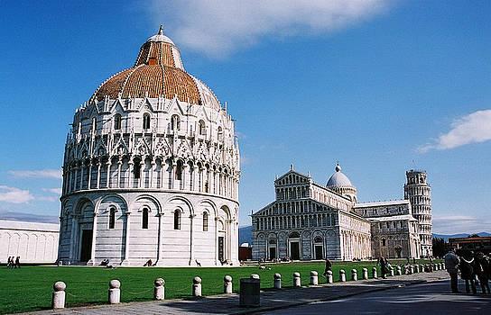 Pisa by Kathy Schumann