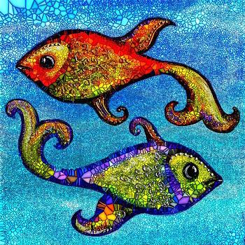 Pisces by Agata Lindquist