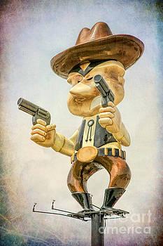 Pistol Pete by Lynn Sprowl