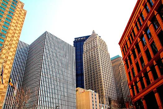 Pittsburgh High Rise by Troy  Skebo