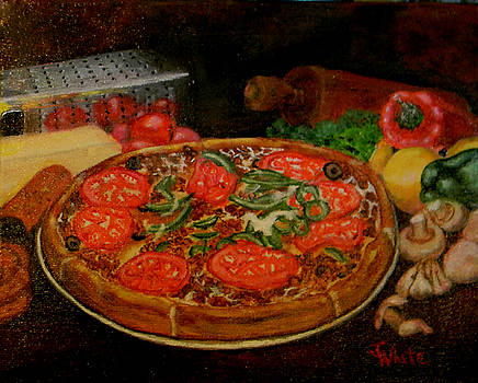 Pizza Supreme by Judie White