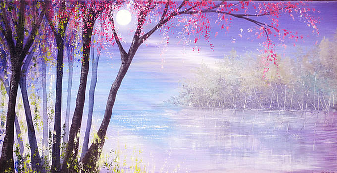 Placid Waters by Ann Marie Bone
