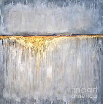 Plains Horizon  by Sandi Baker