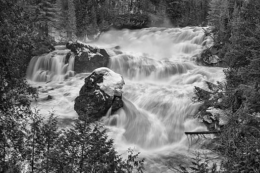 Plaisance Waterfalls by Eunice Gibb