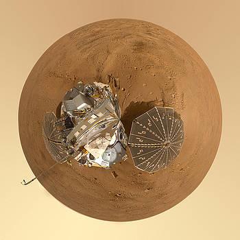 Nikki Marie Smith - Planet Mars via Phoenix Mars Lander