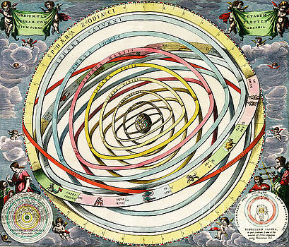 Science Source - Planetary Orbits, Harmonia