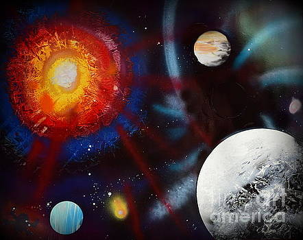 Planets and Moore by Justin Moore