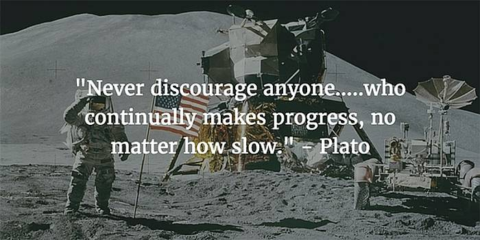 Plato Quote by Matt Create