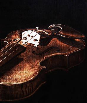 Play me - detail by Dino Muradian