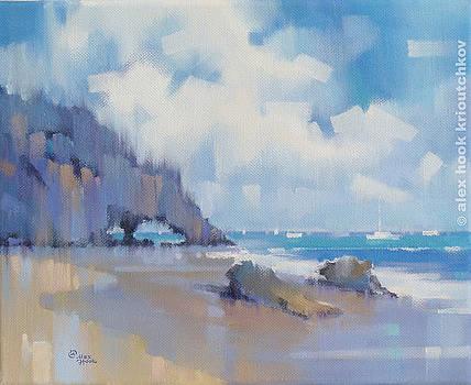 Playa 7 by Alex Hook Krioutchkov