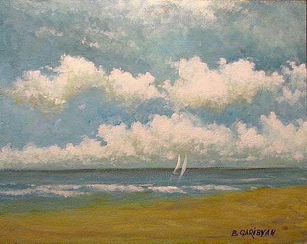 Playa del Carmen by Boris Garibyan