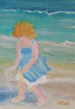 Runs with Sand by Margaret Bobb