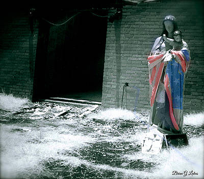Please Don't Forget Us - Hurricane Katrina by Brian Lukas