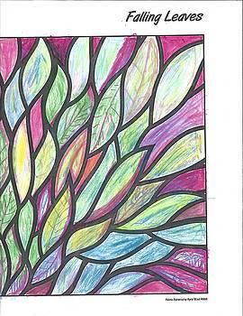 Anne-elizabeth Whiteway - Falling Leaves