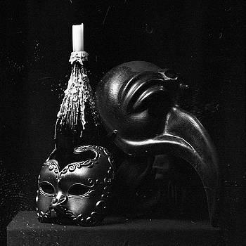 Pleasure and its companion I by Marcio Faustino