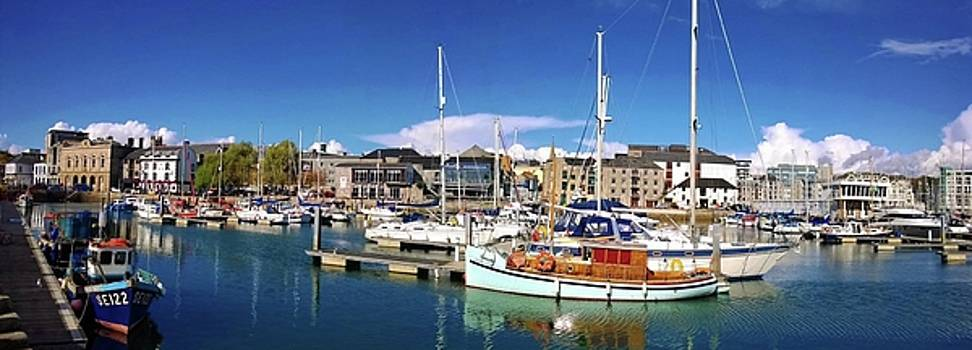 Plymouth Barbican III. by Agnes V
