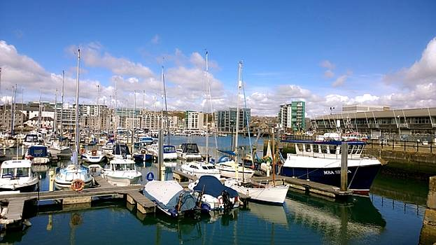 Plymouth Barbican IV. by Agnes V