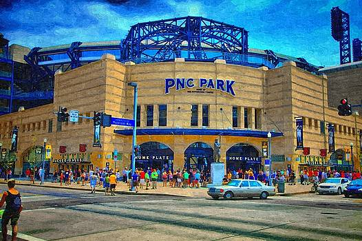 PNC Park by Matt Matthews