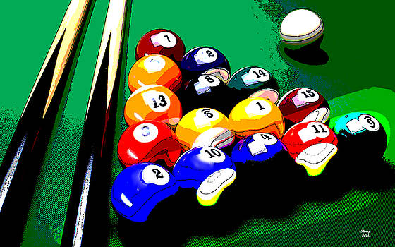Pocket Pool by Charles Shoup