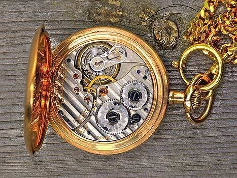 LAWRENCE CHRISTOPHER - POCKET WATCH 2