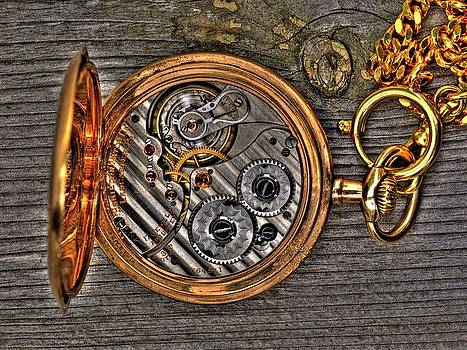 LAWRENCE CHRISTOPHER - POCKET WATCH1