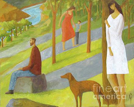 Poets Hill by Glenn Quist