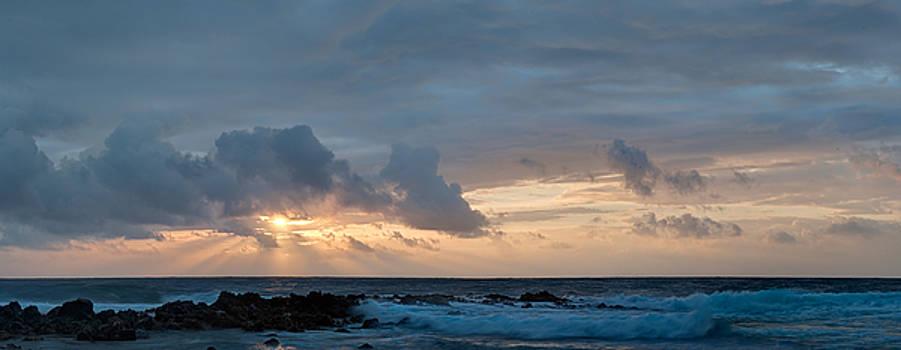 Pohoiki Sunrise by Kirk Shorte