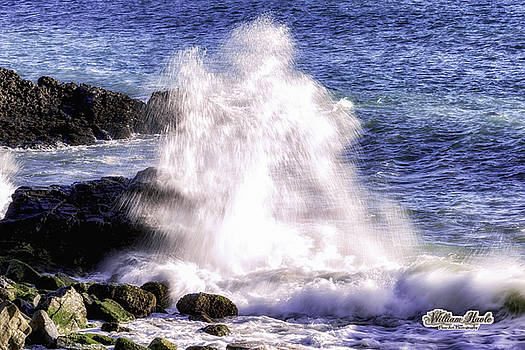 Point Mugu Explosion by William Havle
