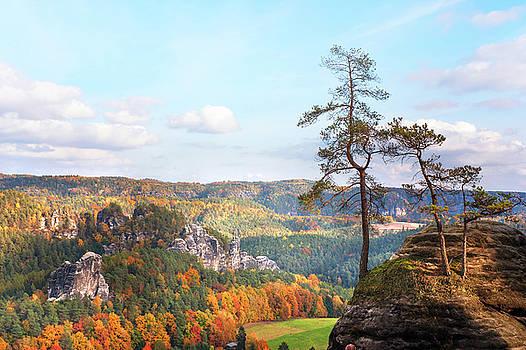 Jenny Rainbow - Point of View. Saxon Switzerland