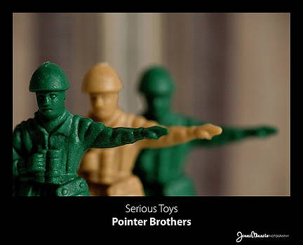 Pointer Brothers by Jouko Mikkola