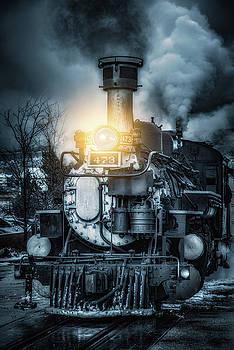 Polar Express by Darren White