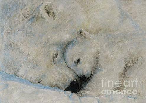 Polar Snuggle by Meagan  Visser
