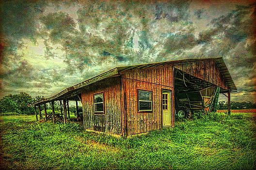 Pole Barn by Lewis Mann