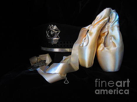Police, Military, and Pointe Shoes by Laurianna Taylor