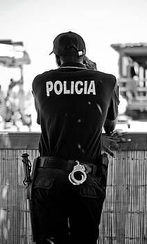 Policia by Paul Jarrett