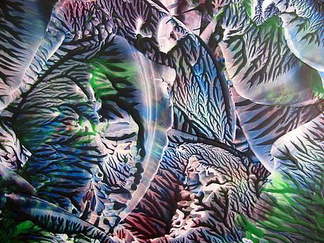 Polychromatic Agate by Dallas Manicom