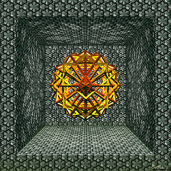 Walter Oliver Neal - Polyhedron In Vault