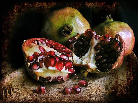 Silvia Ganora - Pomegranates n.2